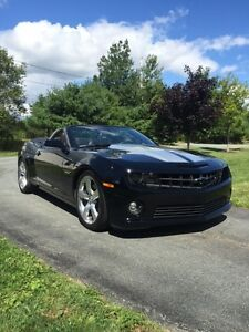2011 Chevrolet Camaro Supercharged 2SS Convertible