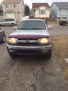 2001 Toyota 4Runner SR5 leather package SUV, Crossover