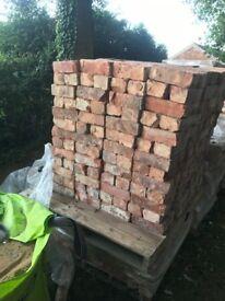 Reclaimed Clamp Bricks for Sale
