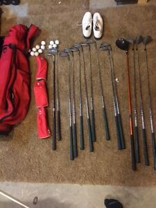 Golf Bag/Clubs(If this ad is up its still available) London Ontario image 2