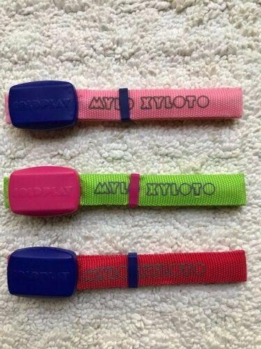 Coldplay Mylo Xxloto Tour Wristband--RARE--NEW