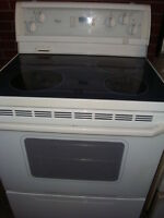 Whirlpool flat top stove Ottawa Ottawa / Gatineau Area Preview