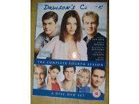 Dawsons Creek 6 Disc DVD Box Set Complete 4th Season