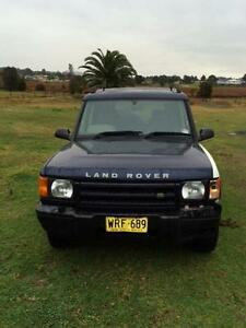2000 Land Rover Discovery Wagon Maryland Newcastle Area Preview