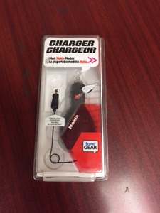 Cell Phone Car Charger for Nokia Cell Phones - NIB