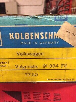 VW 1300 (Mot.113) Kolbenschmidt dia.77,00 mm +0,50mm-Flat top-New in box