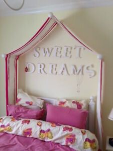 Children's Bedroom Decoration - SWEET DREAMSThis includes (oth