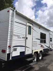 2006 coachman trailer 24ft for sale or trade