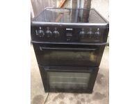 £126.00 beko Black new model ceramic eelctric cooker+60cm+3 months warranty for £126.00