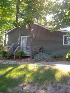 Steps from the Water - Private Lakefront Cottage for Rent!
