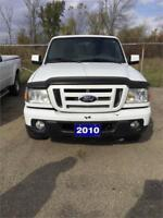 2010 Ford Ranger XLT St. Catharines Ontario Preview