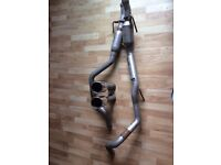 Dodge Ram V8 5.7L Cat-Back System Exhaust