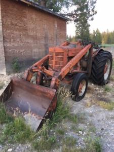 1955 McCormick tractor