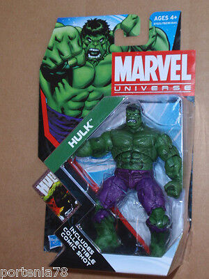 Marvel Universe GREEN HULK Figure #9 Series 4 for sale  Shipping to India