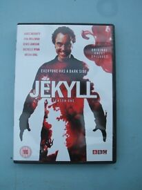 Jekyll Season 1 Box Set (BBC) James Nesbitt