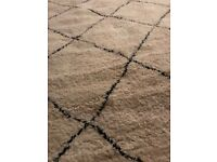 ITS FRIDAY!!!!!!!!!!!!!!!!!!!!!!!! Beni Ourain rug for sale contact m on 07946194780