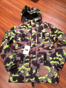 Manteau d'hiver DC SHOES