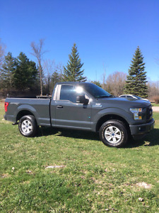 2016 ford f-150 4×4