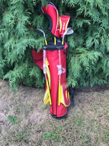 Ping Kids Golf Set (never been used)