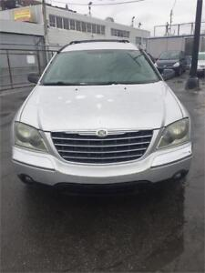 2004 CHRISLER PACIFICA 3.5L 200000 KM 7PASS AIR CLIM MAG 1999