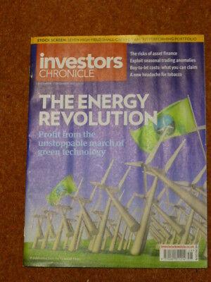 Investors Chronicle 1 December - 7 December 2017