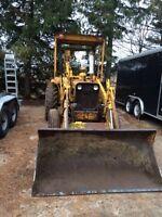 580 case tractor backhoe