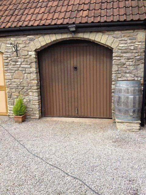 2 * Up and Over Garage Doors £50 each