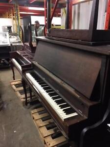 Piano Henry Herbert by Mason Risch Includes bench (we have 2 pianos)