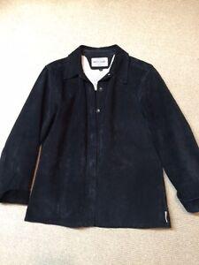 Women's Suede coat / jacket