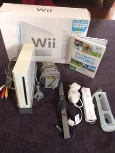 Wii Console  + Accessories (No Wii Sport Disc and hand control) Manly Manly Area Preview