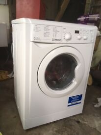 Indesit Washer Dryer - Nearly new - Used for 2 months - under guarantee
