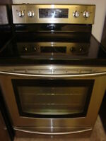 Samsung stainless steel flat top stove, Ottawa Ottawa / Gatineau Area Preview