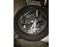 Spare Tyre for Volkswagen Golf