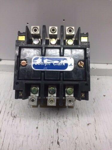 Joslyn Clark Lighting Contactor T77U03d