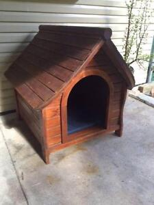Wooden dog house Bardon Brisbane North West Preview