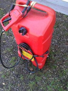 Gas Container - 58 Litre on wheels