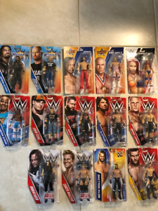 WWE Brand New Action Figures and other collectibles