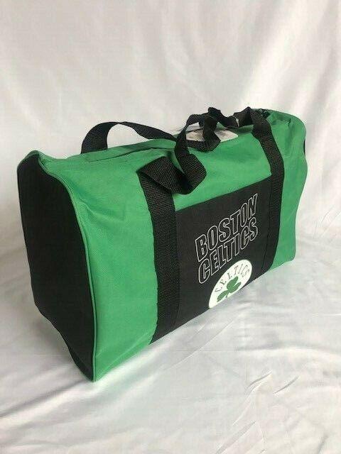 NBA Boston Celtics Duffel Gym Travel Bag