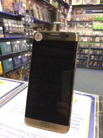 Samsung Galaxy S7 Edge 32GB Gold -- Vodafone