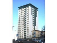 Bedsit, 15th Floor - Lynher House, Curtis Street, Mount Wise, Plymouth, PL1 4HH