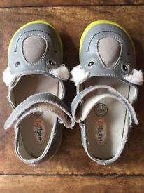 Zooligan Barefoot Shoes: Koala
