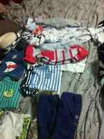 Boys 0-3 month clothing.