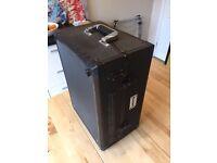 Numark CDJ mixer case with PSU