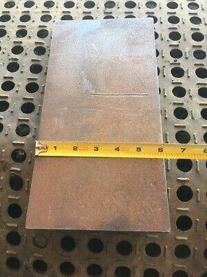 1 X 6 X 12 Steel Flat Bar Plate 1 Thick Blacksmith Bench Plate Welding