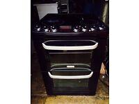 £129.00 Electrolux Full black ceramic electric cooker+60cm+3 months warranty for £129.00