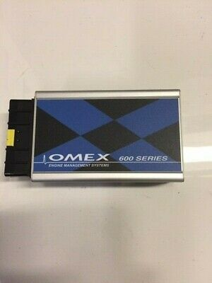 Omex Technology 600 Series ECU (Ignition & Fuel Control) - SPOOX MOTORSPORT