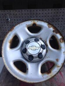 Winter Rally wheels $80