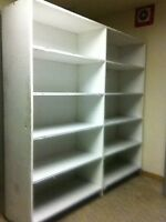 Play wood shelving 2 of them $ 100.00 each