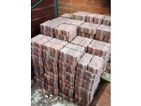 Paving Bricks for driveway or path approximately 120 left