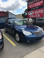 2009 CHRYSLER SEBRING TOURING $6400 CERTIFIED, FRESH E-TEST London Ontario Preview